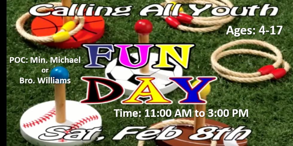 Youth Fun Day