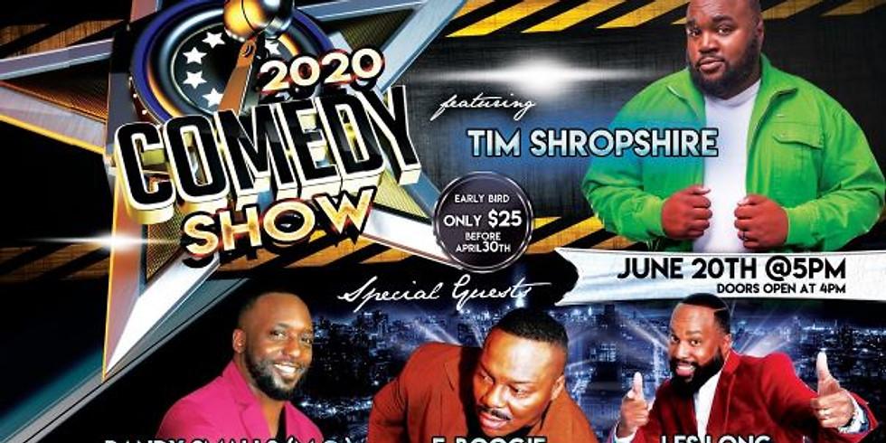 Unity 2020 Comedy Show