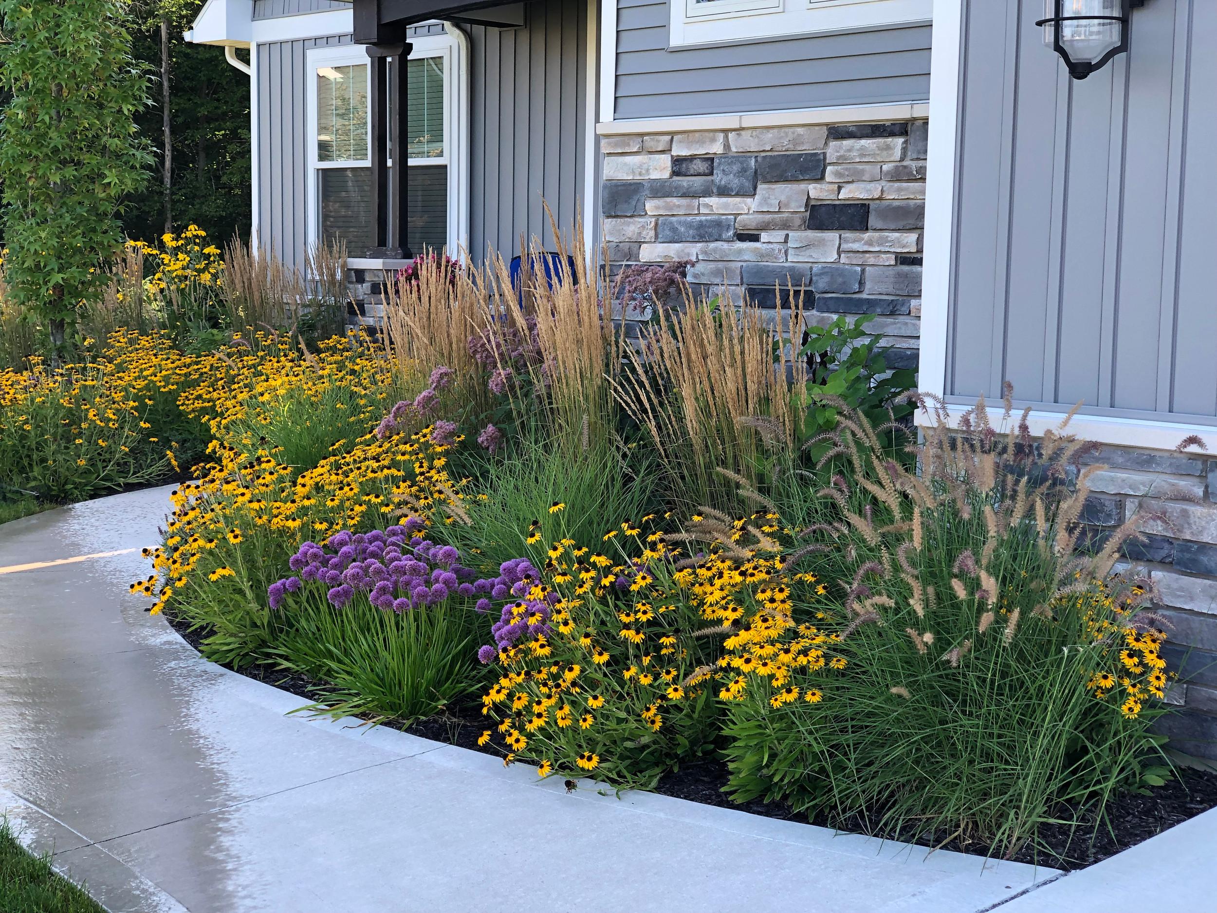 Garden And Landscape Design West Michigan Jfc Garden Design
