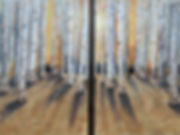 Birch Trees Diptych.jpg