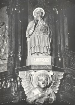 Saint Marc, l'Évangéliste