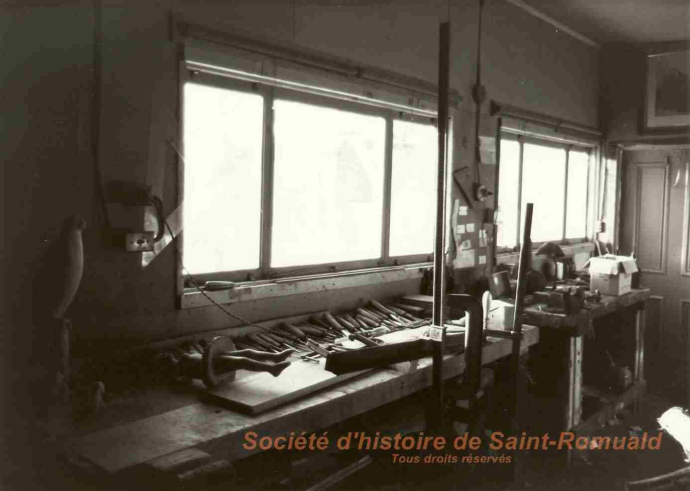 Atelier de Lauréat Vallière