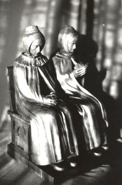 Les prieuses ou Femmes en prière