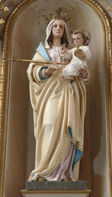 Statue de la Sainte Vierge