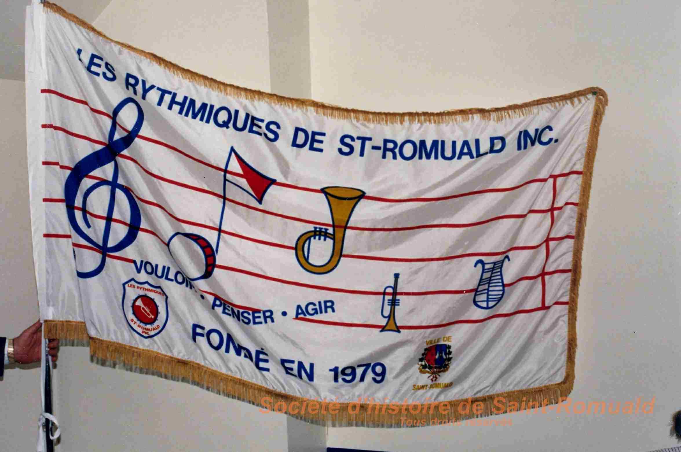 1989. Drapeau