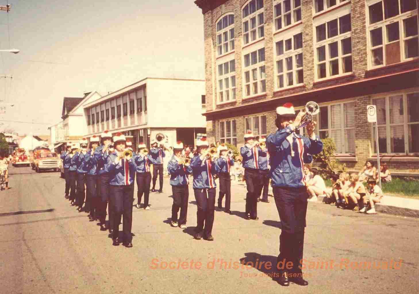1981. Parade
