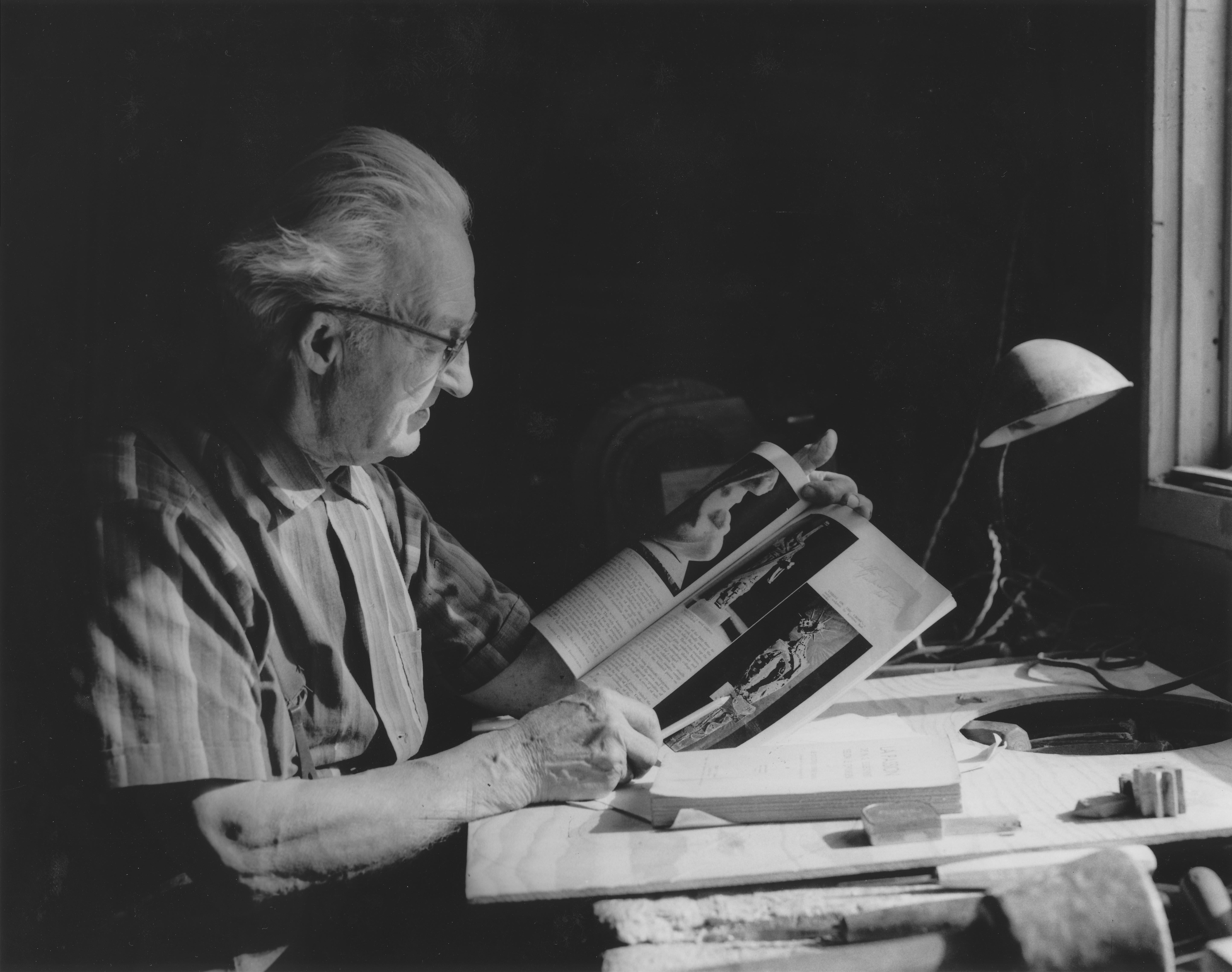 Lauréat Vallière, artiste
