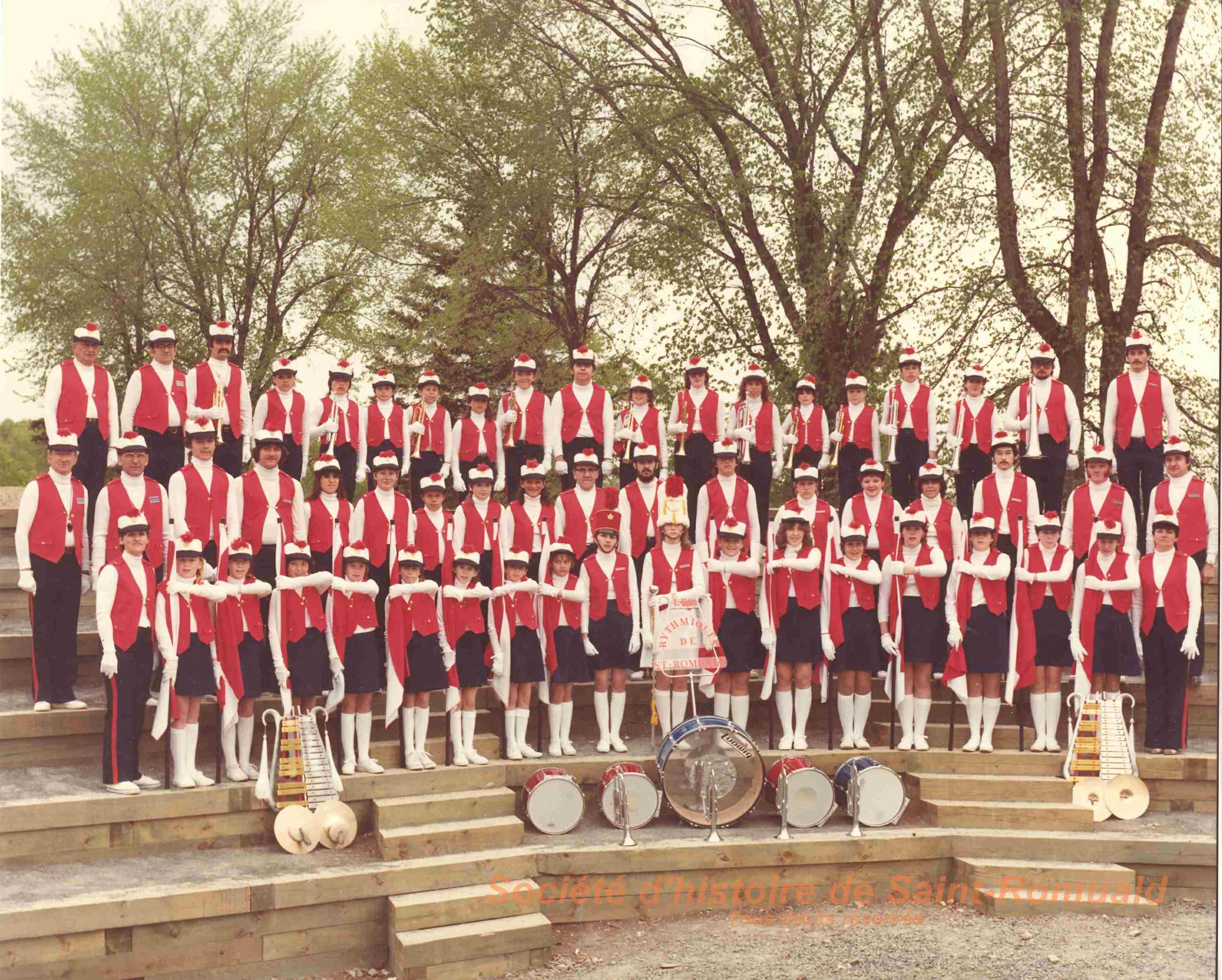 1984. Rythmiques