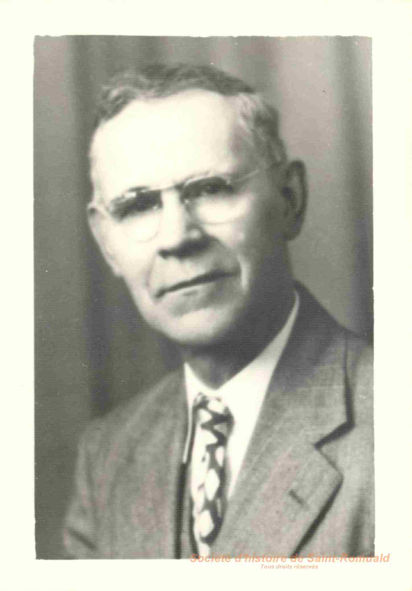 Alphonse Houde, 1889-1973