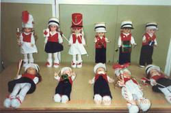 1988. Poupées