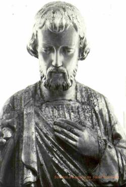 Détail de Saint Joseph