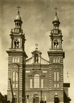 Église Sainte-Justine de Dorchester