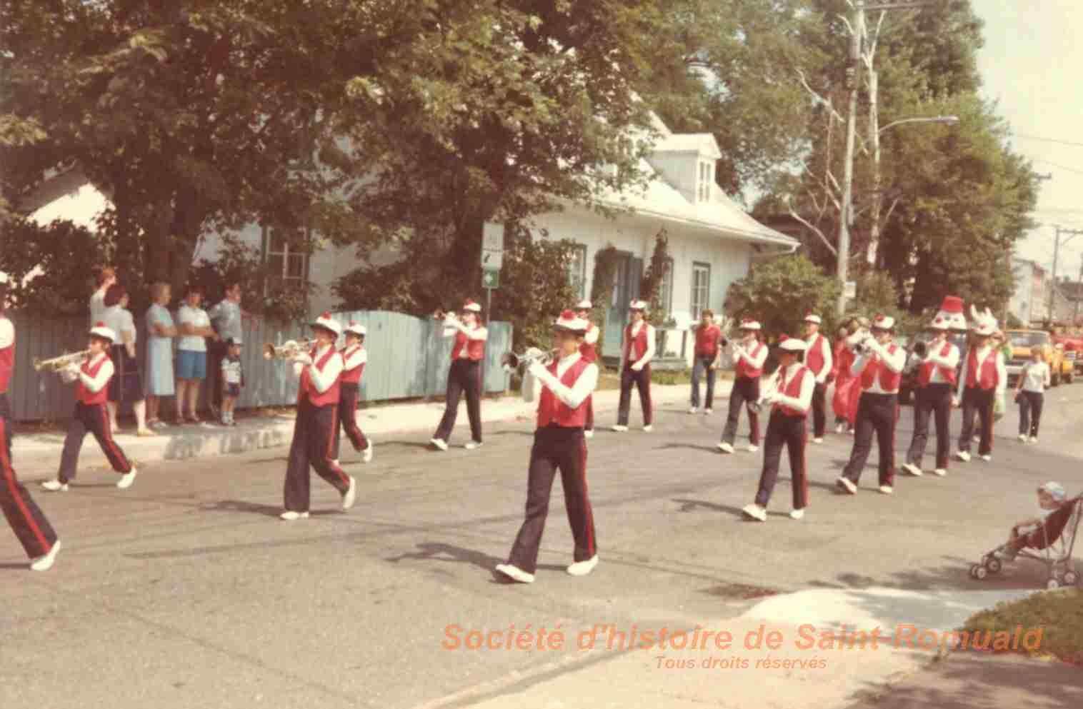 1984. St-Romuald