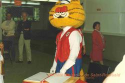 1989. La mascotte