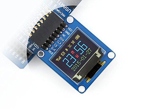 SSD1331 RaspberryPi