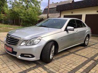 Кто продаёт Mercedes-Benz E-class?