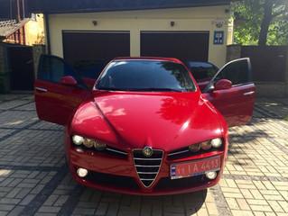 Выкуп Alfa Romeo 159