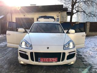Автовыкуп Porsche Cayenne