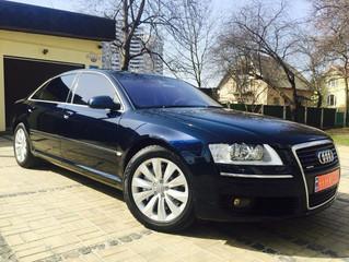 Audi A8 или роскошь не стареет