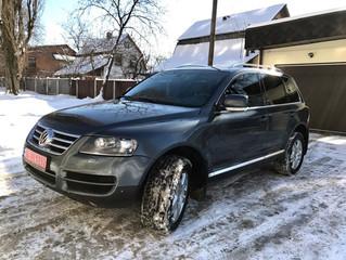 Выкуп авто Volkswagen Toureg
