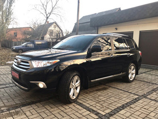 Продажа Toyota Highlander в Киеве