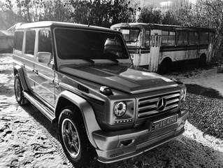 Выкуп Mercedes-Benz G 500