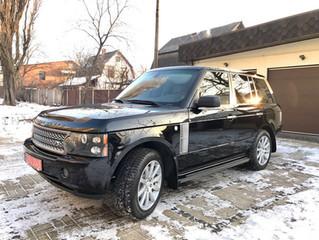 Автовыкуп Land Rover Range Rover