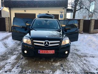 Выкуп Mercedes-Benz GLK 220