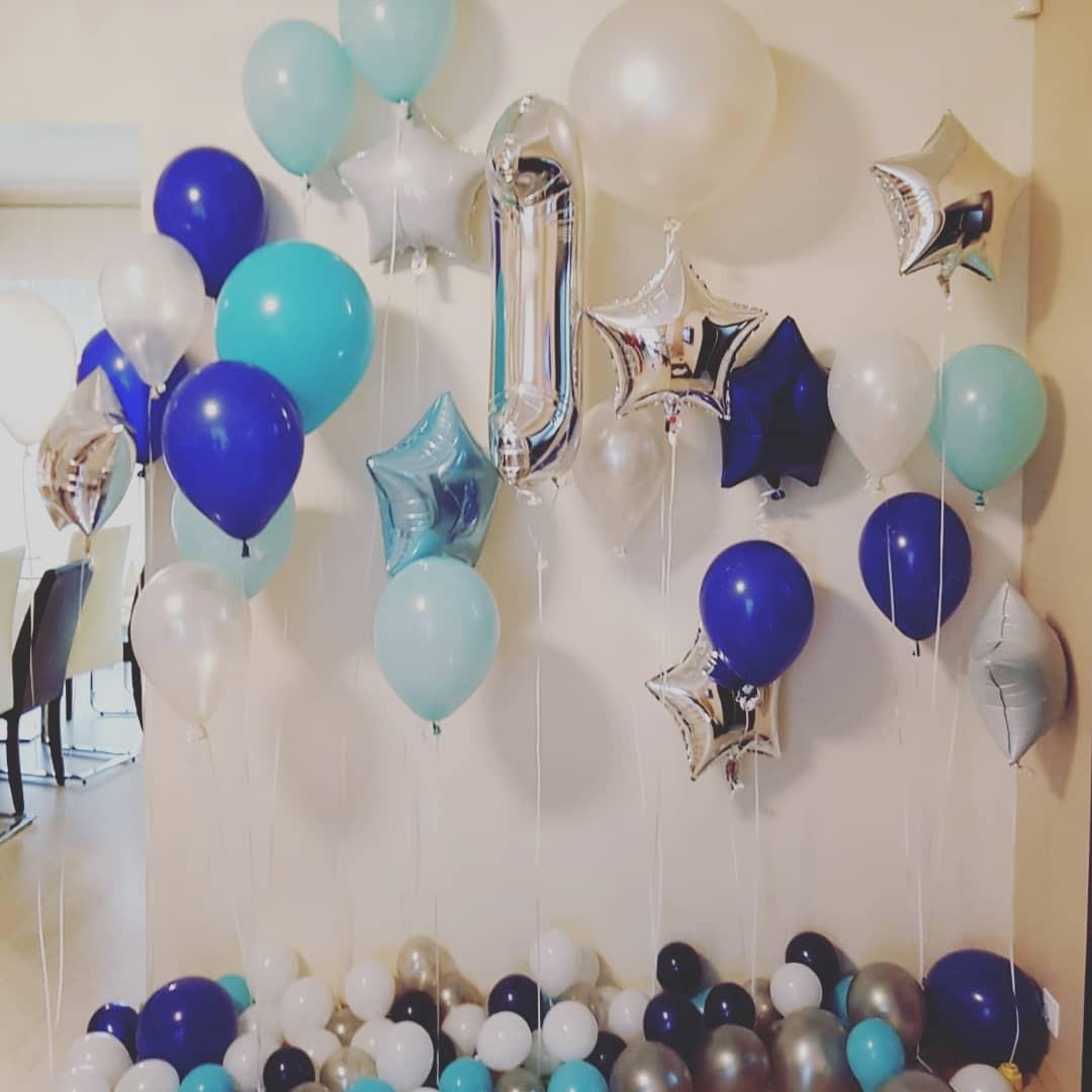 Balonu instalācijas
