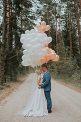 Baloni kāzām