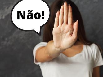 O SABER DIZER NÃO!