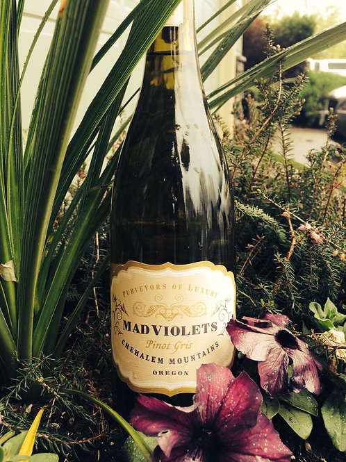 2014 Mad Violets Chehalem Mountains Pinot Gris