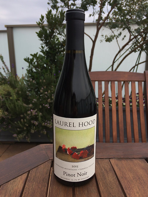 2015 Laurel Hood Chehalem Mountains Pinot Noir