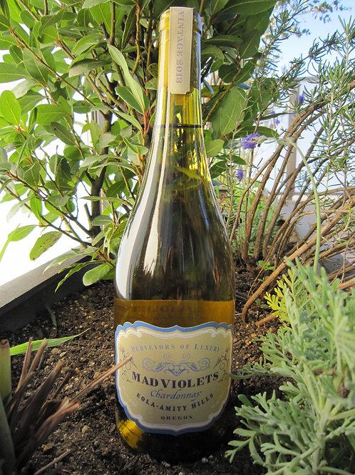2014 Mad Violets Eola-Amity Hills Chardonnay