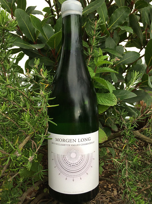 2015 Morgen Long Willamette Valley Chardonnay
