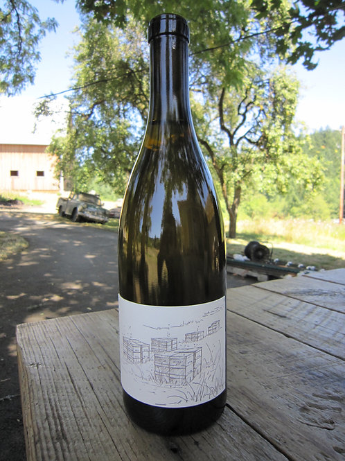 2014 Big Table Farm Willamette Valley Chardonnay