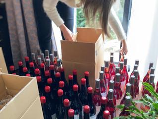 クラブワイン頒布出荷