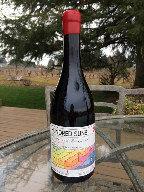 2017 Hundred Suns Bednarik Vineyard Pinot Noir