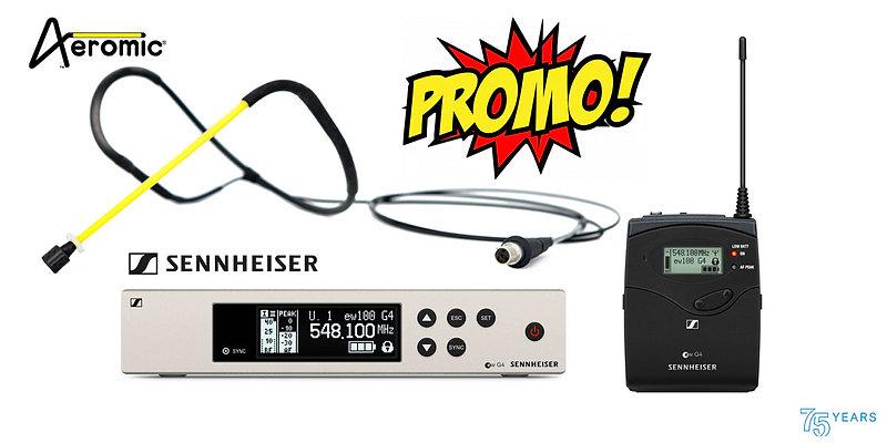 KIT Aeromic® + Sennheiser PRO