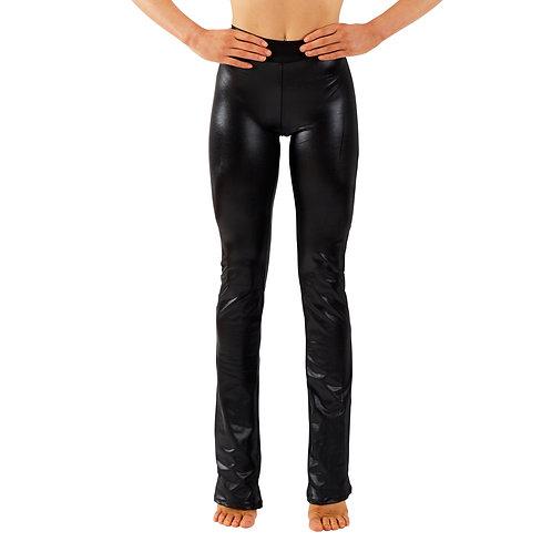 JAZZ Pants - Wetlook Black - L8