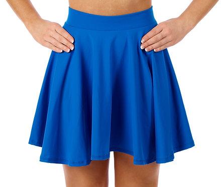 SAPPHIRE Skater Skirt