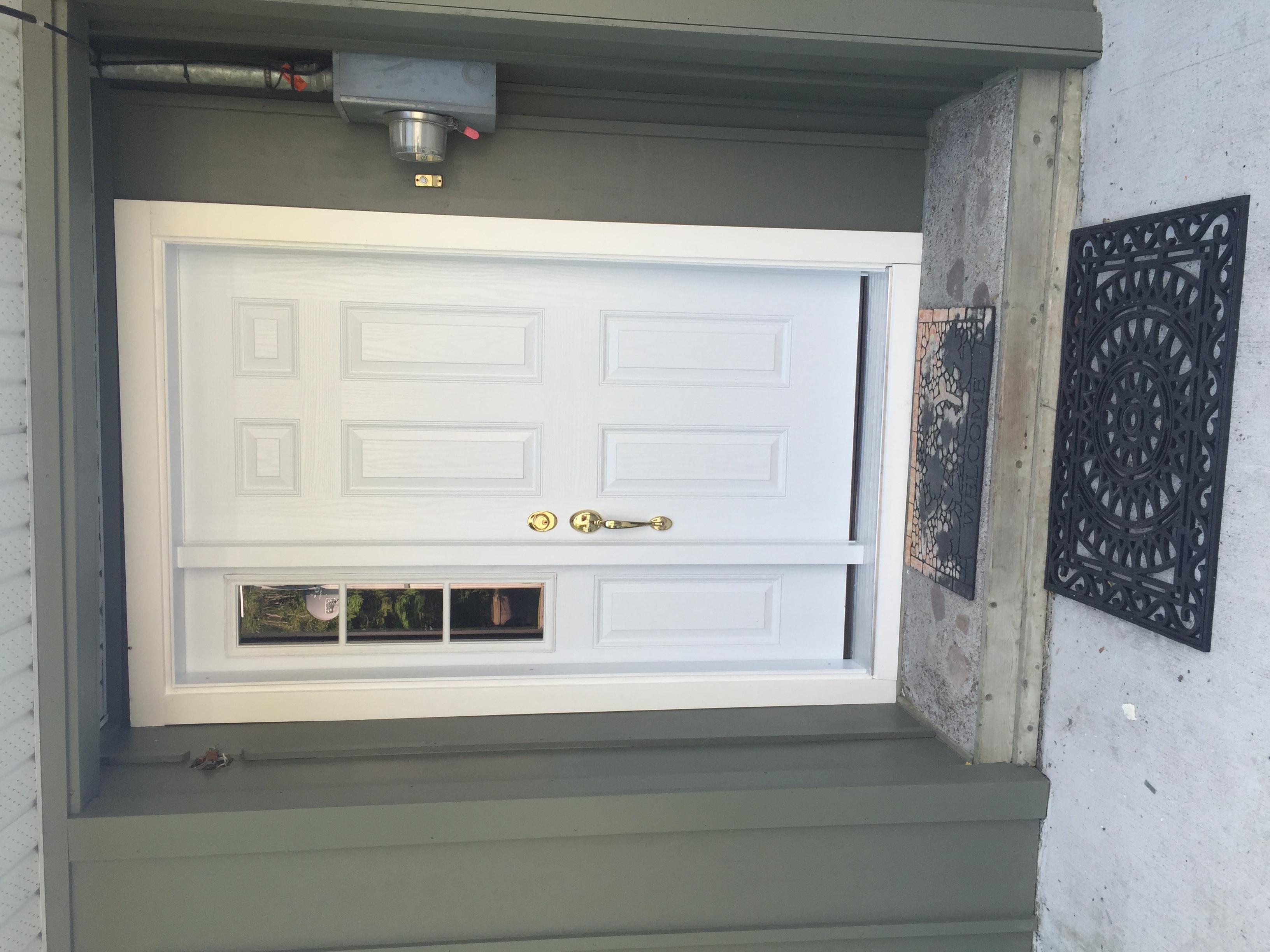 EXTERIOR DOOR INSTALL, SAULT STE MARIE