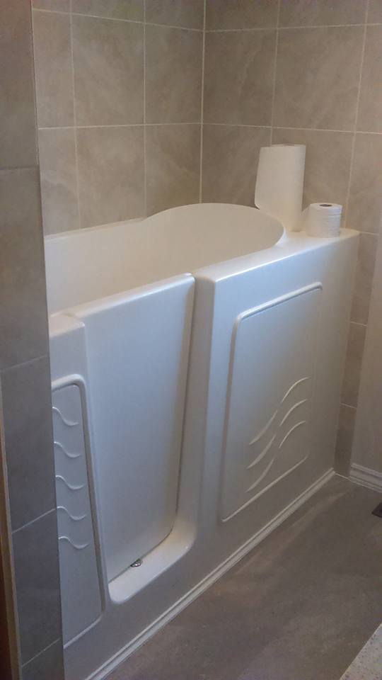 WALK-IN TUB INSTALL, SAULT STE MARIE