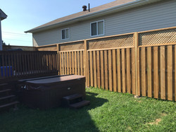 FENCE INSTALL, SAULT STE MARIE
