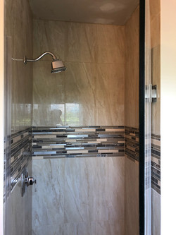 CUSTOM SHOWER INSTALL, SAULT STE MARIE