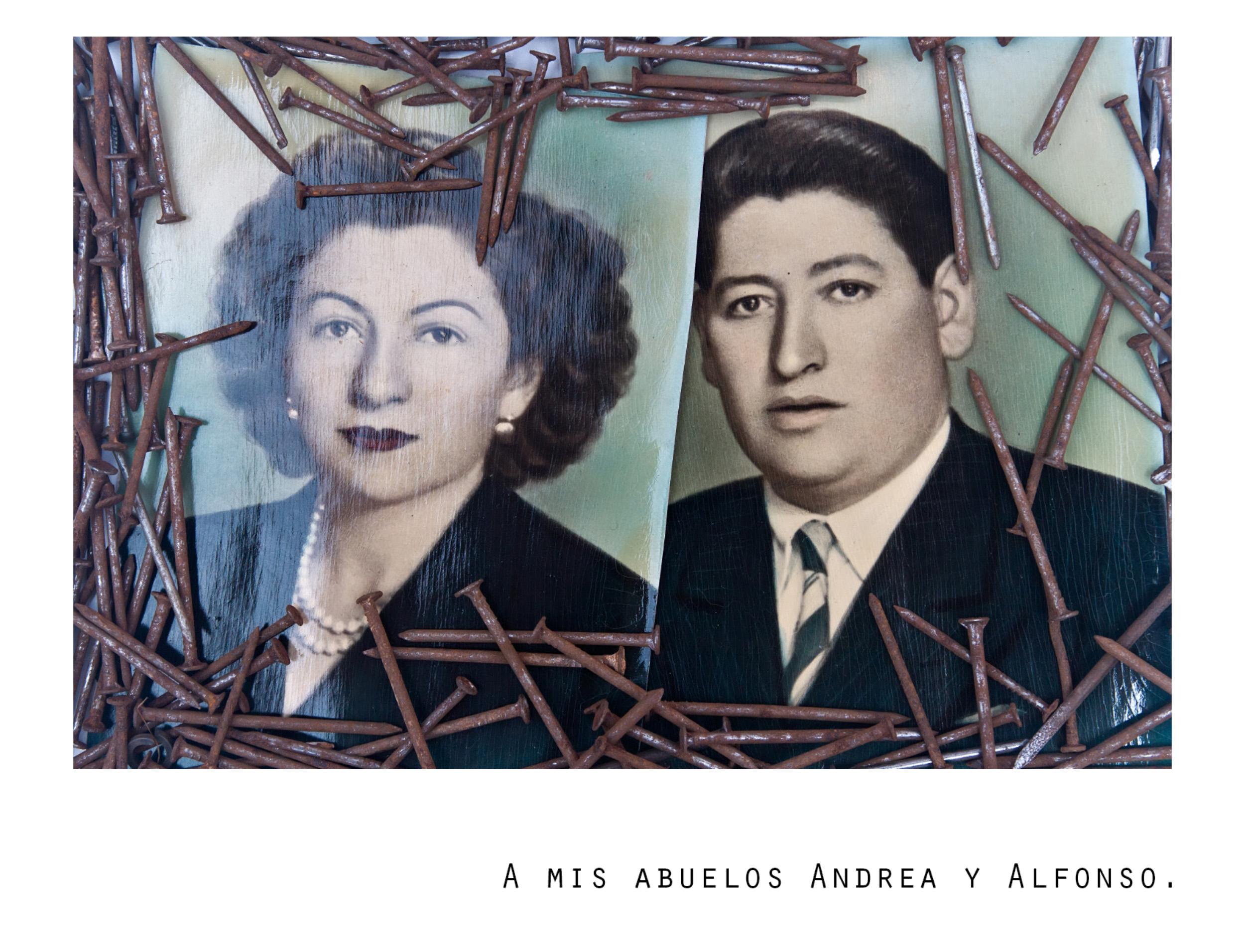 A mis abuelos. Herramientas