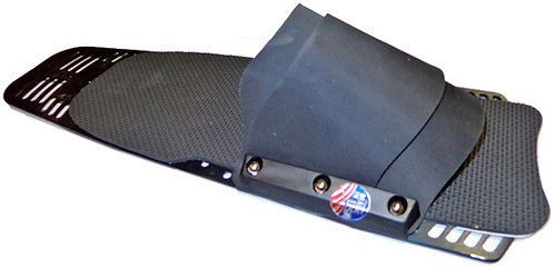 Wiley Rear Toe Plate