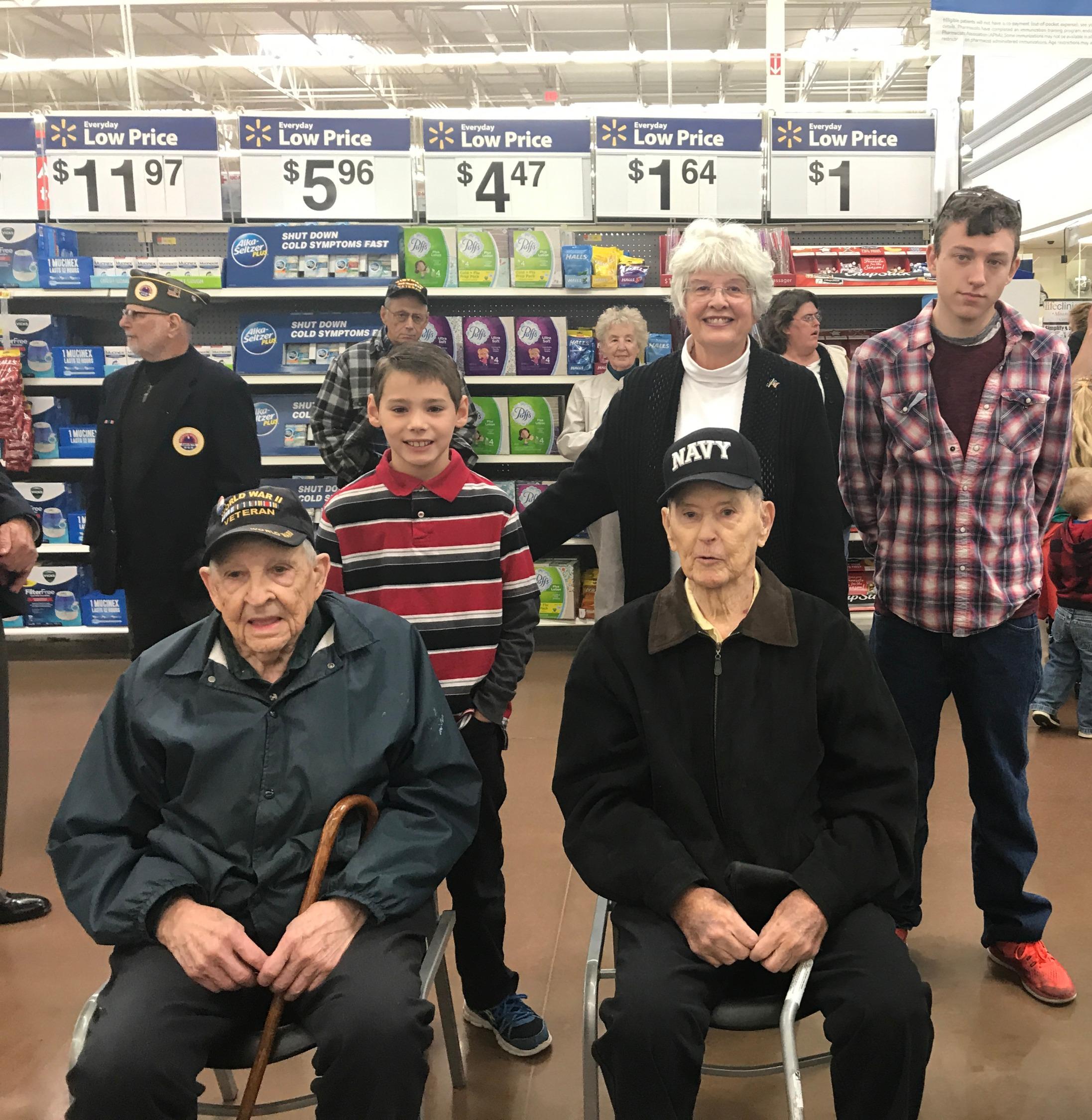 Wal Mart Community Grants