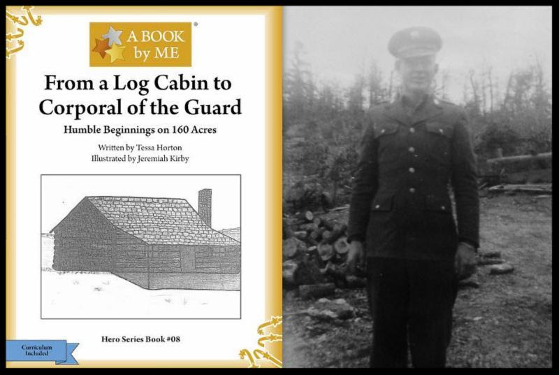 From a Log Cabin to Corporal of the Guard