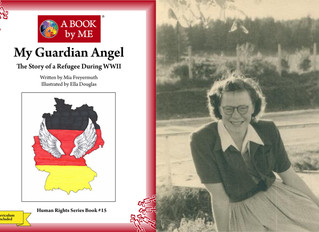 My Guardian Angel - now on Amazon!